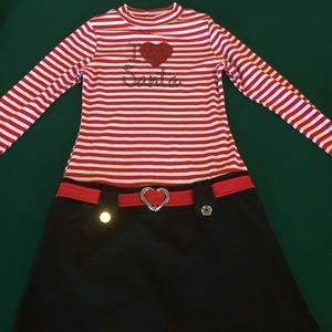 CUTE Girls Christmas dress!!